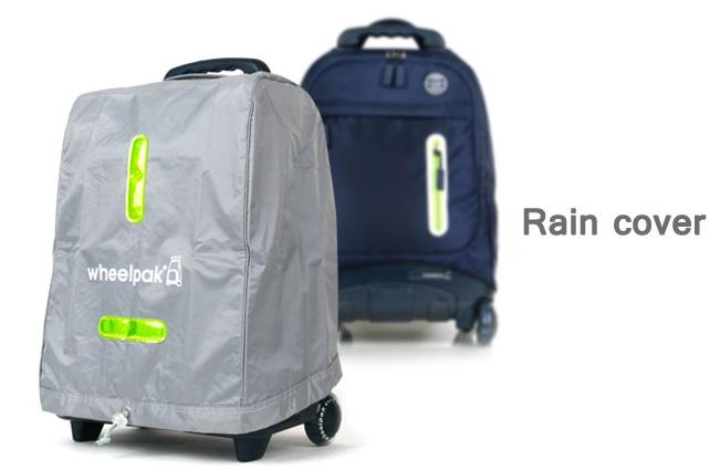 Школьный рюкзак на колесах - ранец Wheelpak Classic Navy - арт. WLP2201 (для 3-5 класса, 21 литр), - фото 22