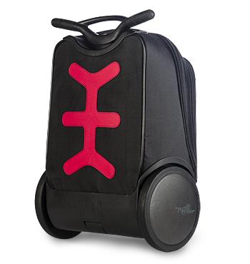 Рюкзак на колесиках Roller White Fire Nikidom Белый Огонь арт. 9019 (19 литров), - фото 6