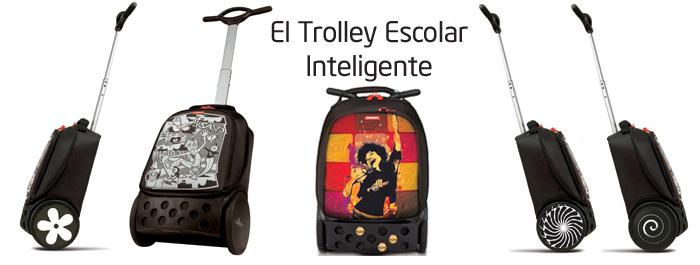 Рюкзак на колесиках Roller White Fire Nikidom Белый Огонь арт. 9019 (19 литров), - фото 10