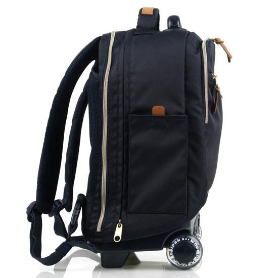 Школьный рюкзак на колесах - ранец Wheelpak Classic Navy - арт. WLP2201 (для 3-5 класса, 21 литр), - фото 3