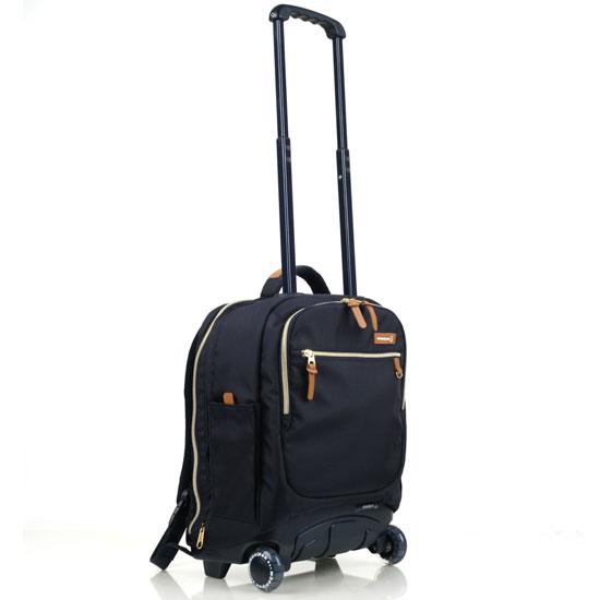 Школьный рюкзак на колесах - ранец Wheelpak Classic Navy - арт. WLP2201 (для 3-5 класса, 21 литр), - фото 8