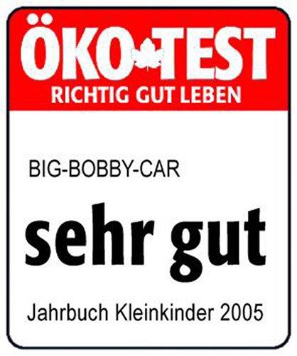 Машинка-каталка BIG BOBBY CAR CLASSIC Fulda, - фото 7