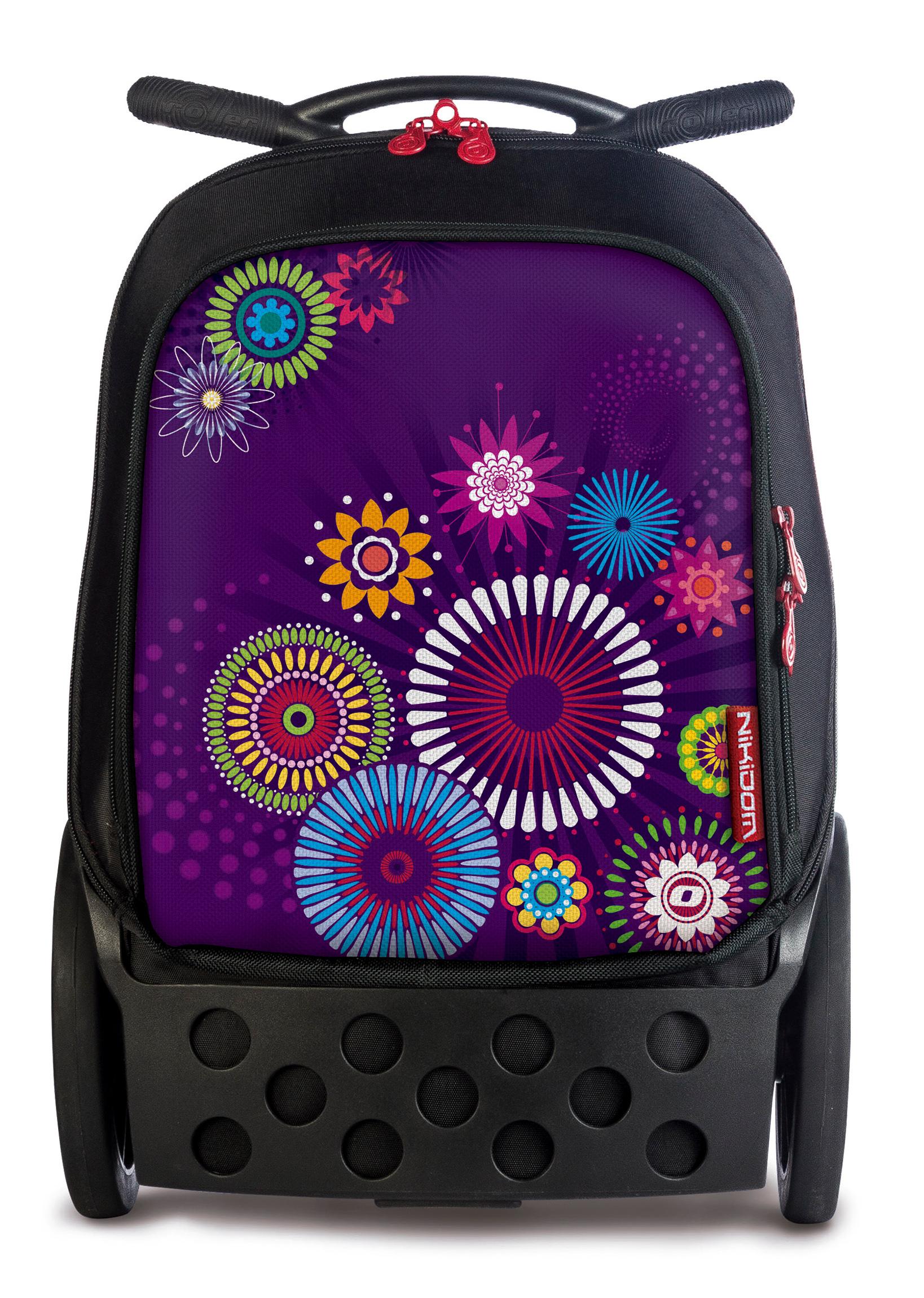 Рюкзак на колесах Nikidom Испания Мандала арт. 9011 (19 литров), - фото 1