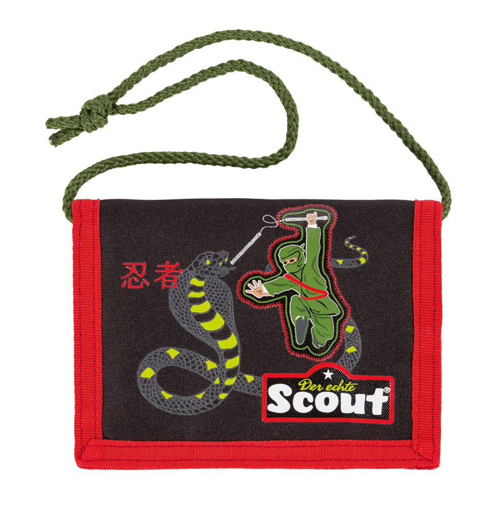 Ранец Scout Sunny Ниндзя с наполнением 5 предметов, - фото 11