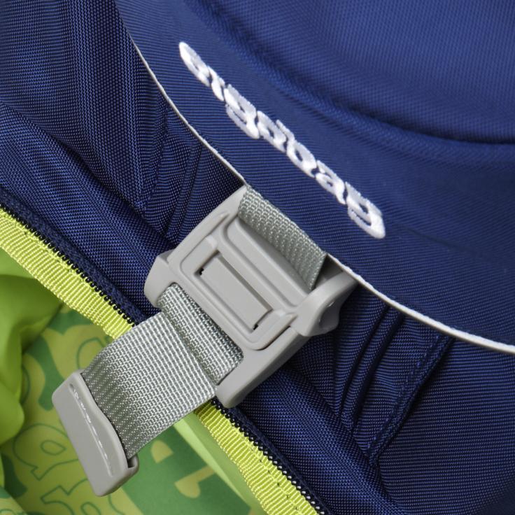 Рюкзак Ergobag BEAReferee с наполнением + светоотражатели в подарок, - фото 12