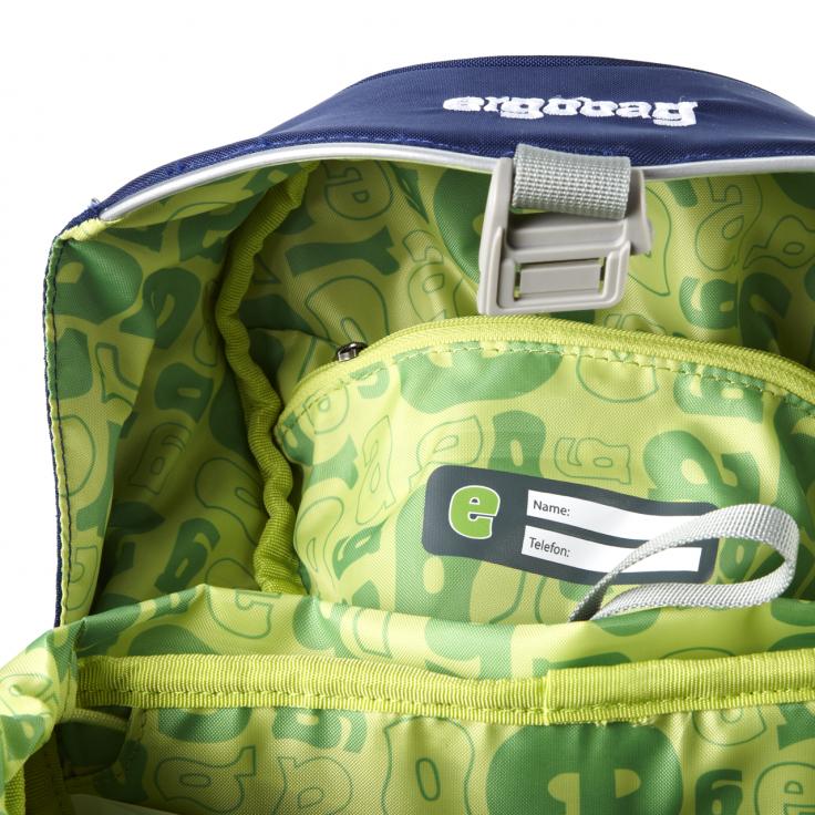 Рюкзак Ergobag BEAReferee с наполнением + светоотражатели в подарок, - фото 8