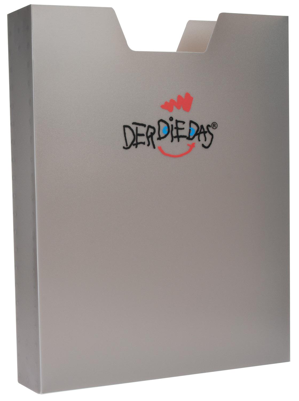 Ранец Derdiedas EXKLUSIV SUPERFLASH ERGOFLEX Вишенка с наполнением + нагрудный ремень, - фото 9