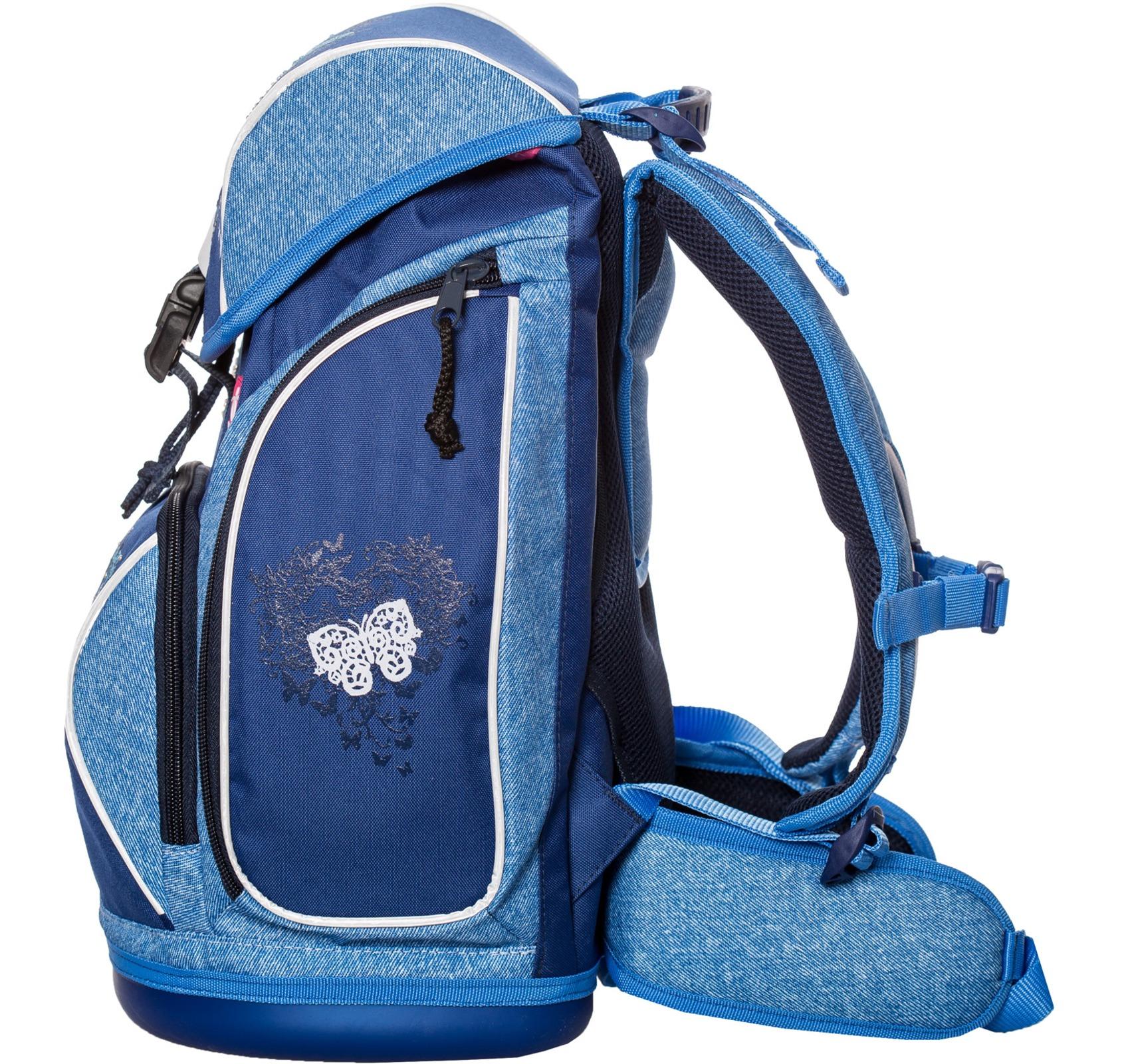 Ранец-рюкзак Belmil 404-31/467 цвет Butterfly Новинка, - фото 4