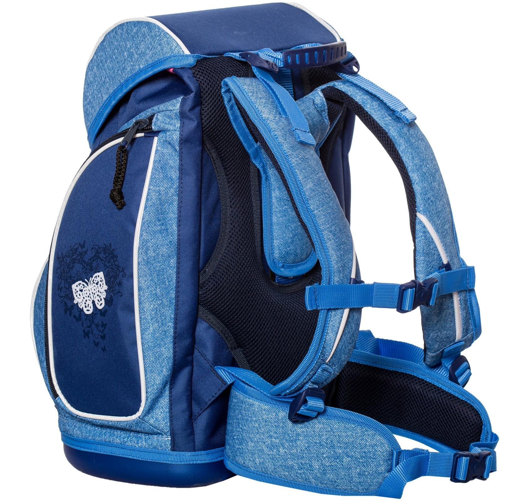 Ранец-рюкзак Belmil 404-31/467 цвет Butterfly Новинка, - фото 5