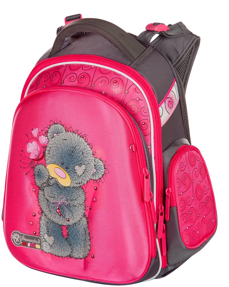 Школьный рюкзак Hummingbird TK12 официальный с мешком для обуви, - фото 1