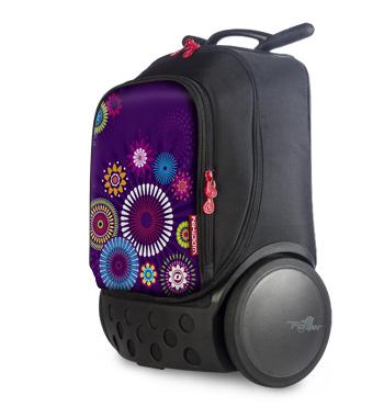 Рюкзак на колесах Nikidom Испания Мандала арт. 9011 (19 литров), - фото 12