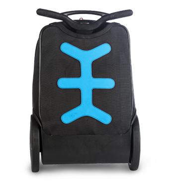 Рюкзак на колесах Aloha Nikidom Испания арт. 9001 (19 литров), - фото 6