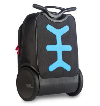 Рюкзак на колесах Aloha Nikidom Испания арт. 9001 (19 литров), - фото 7