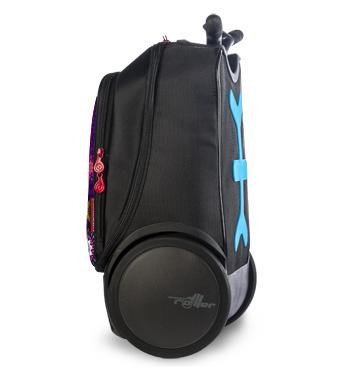 Рюкзак на колесах Aloha Nikidom Испания арт. 9001 (19 литров), - фото 8