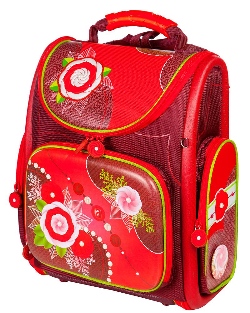Школьный рюкзак - ранец HummingBird K96 с мешком для обуви, - фото 1