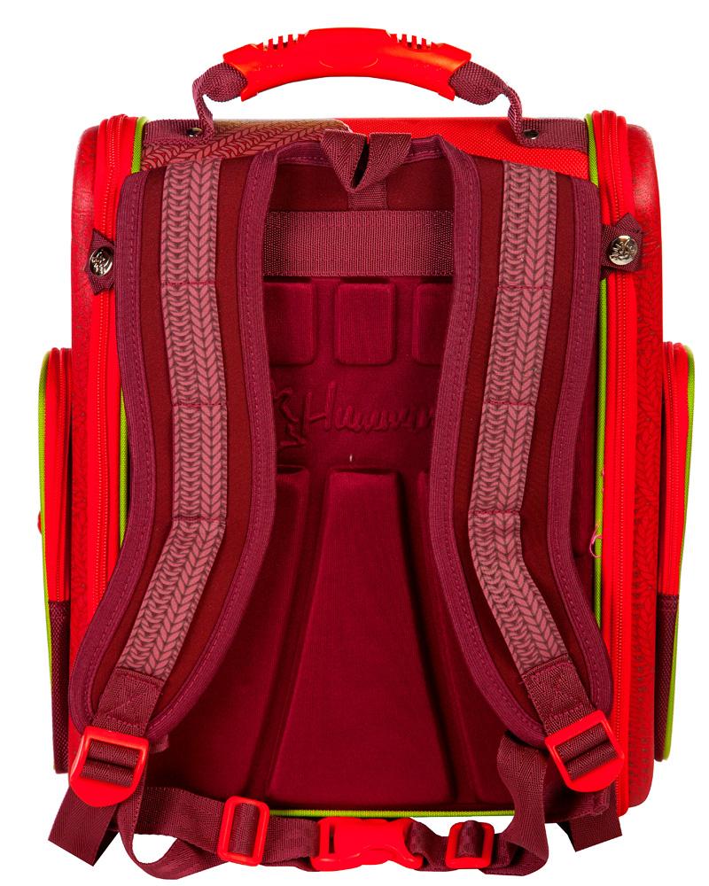 Школьный рюкзак - ранец HummingBird K96 с мешком для обуви, - фото 3