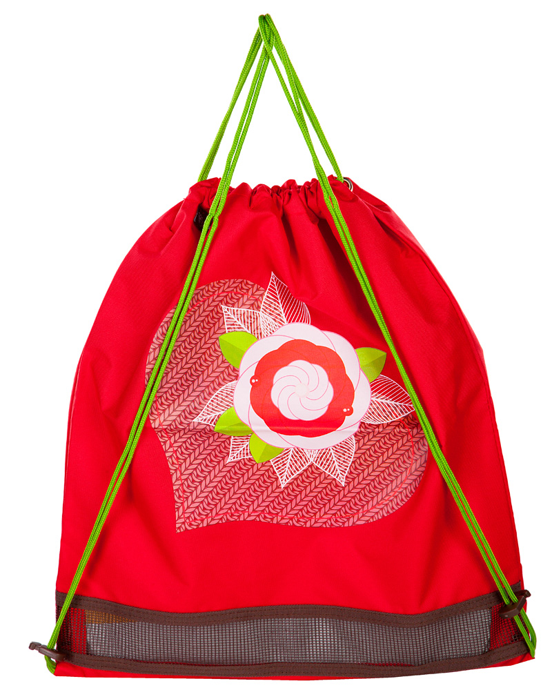 Школьный рюкзак - ранец HummingBird K96 с мешком для обуви, - фото 4