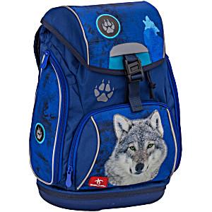 Ранец-рюкзак Belmil 404-31 LUMI WOLF + пенал