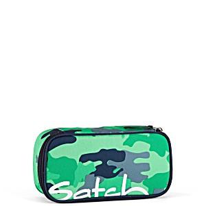 Пенал Ergobag цвет Green Camou