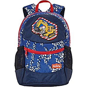 Детский рюкзачок для малышей Scout Экскаватор