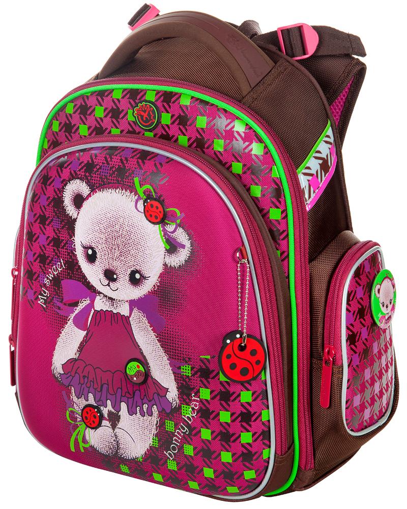 Школьный рюкзак Hummingbird TK42 официальный с мешком для обуви, - фото 1