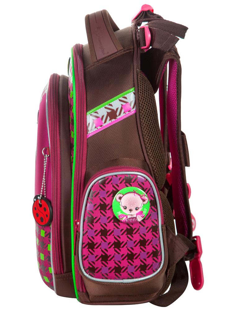 Школьный рюкзак Hummingbird TK42 официальный с мешком для обуви, - фото 2