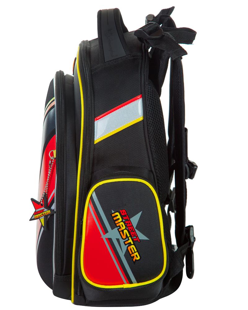 Школьный рюкзак Hummingbird TK43 официальный с мешком для обуви, - фото 2