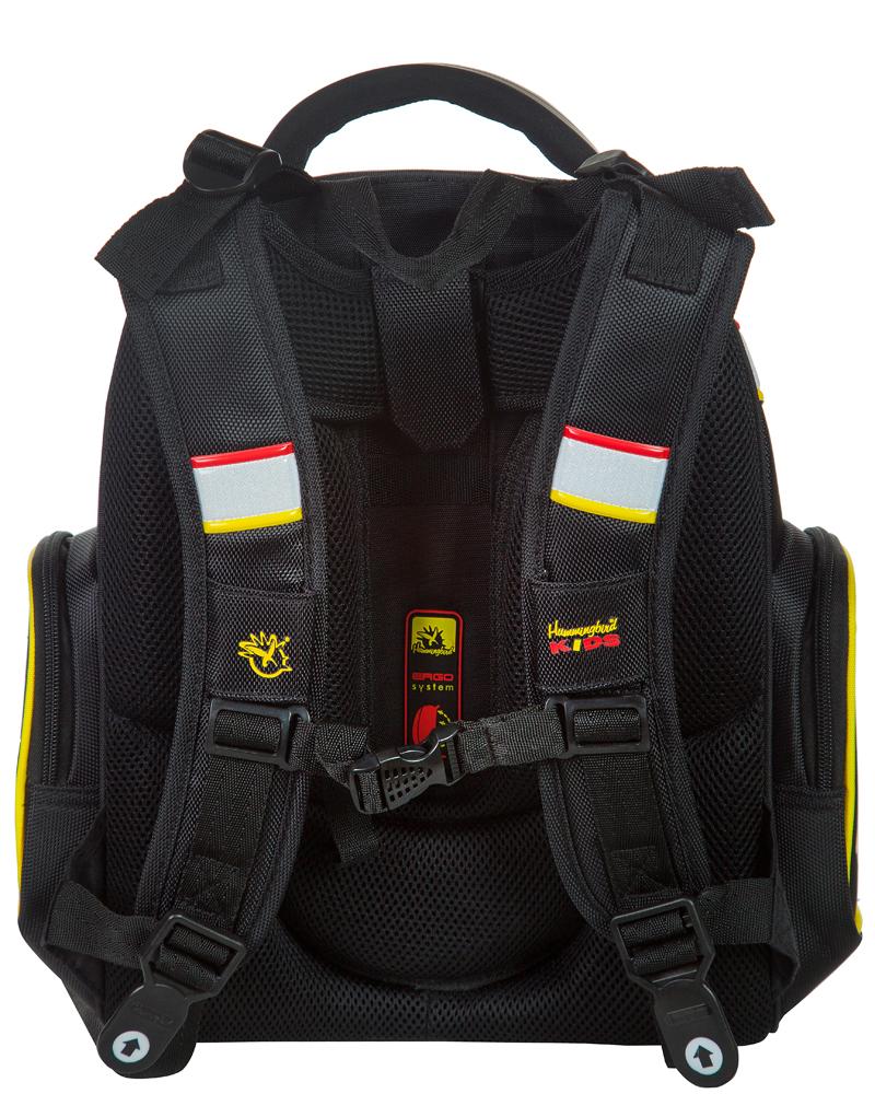 Школьный рюкзак Hummingbird TK43 официальный с мешком для обуви, - фото 3