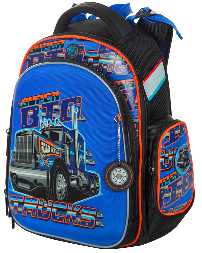 Школьный рюкзак Hummingbird TK50 официальный с мешком для обуви, - фото 1