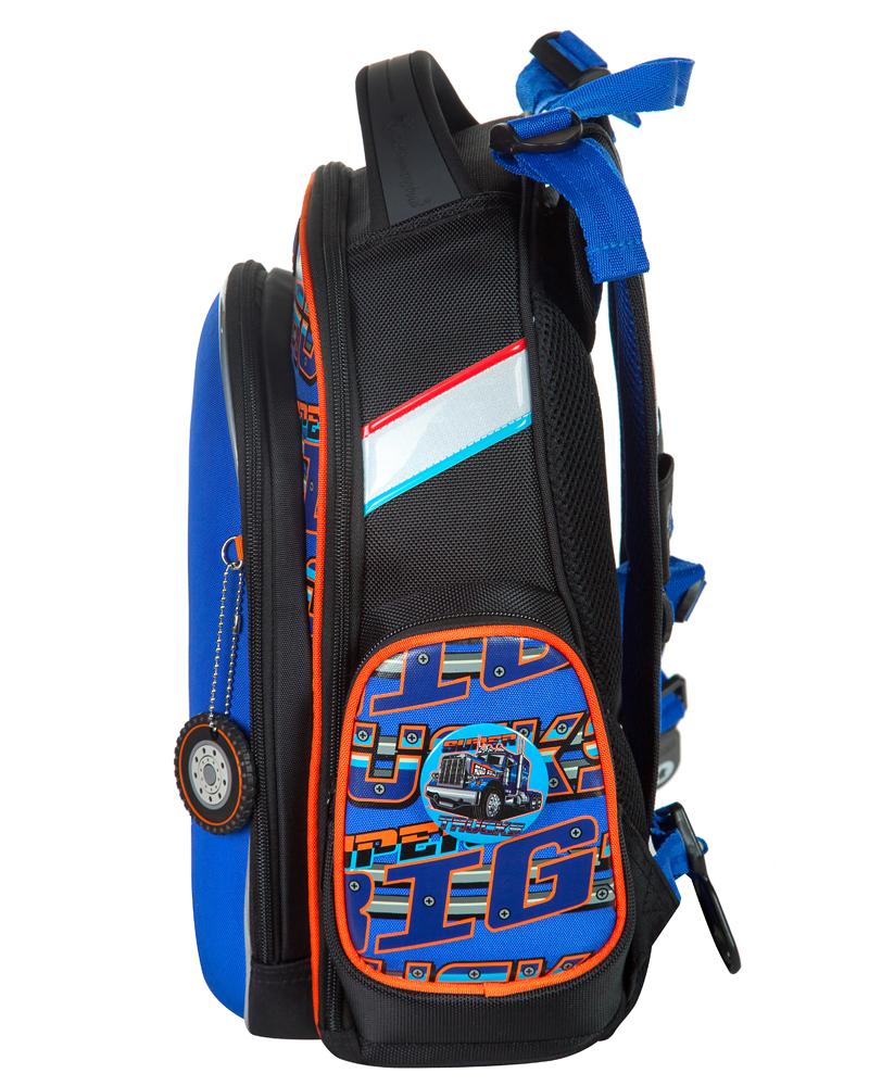 Школьный рюкзак Hummingbird TK50 официальный с мешком для обуви, - фото 2