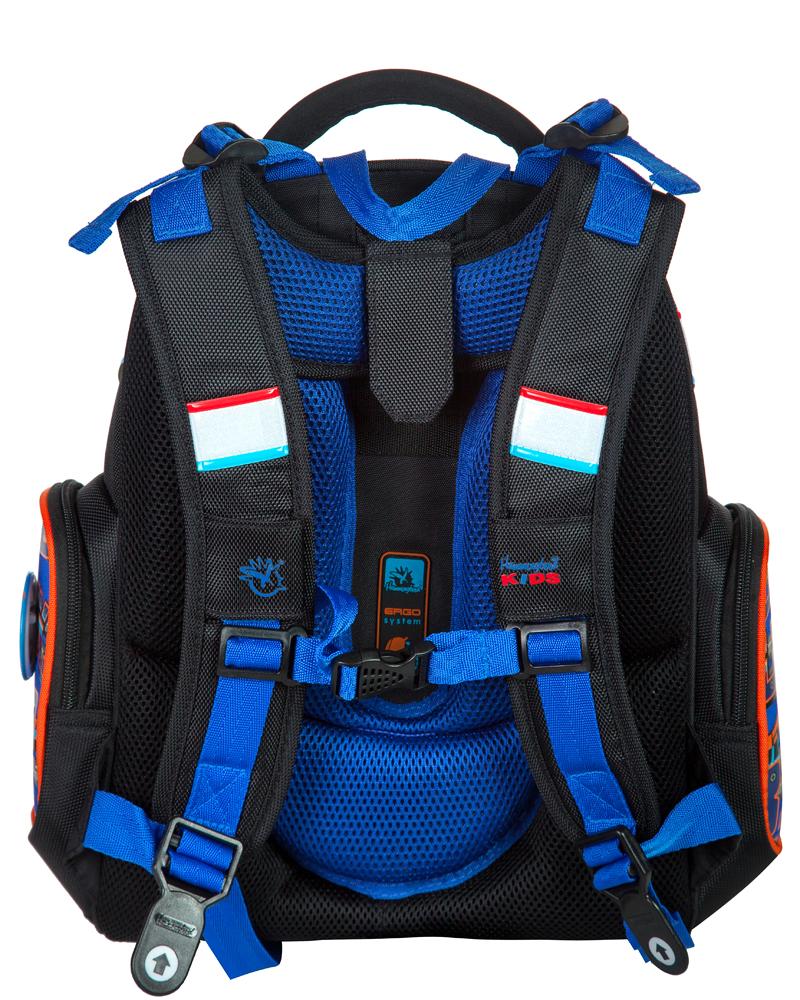 Школьный рюкзак Hummingbird TK50 официальный с мешком для обуви, - фото 3