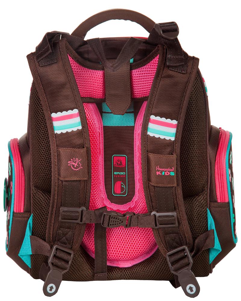 Школьный рюкзак Hummingbird TK51 официальный с мешком для обуви, - фото 3