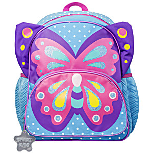 Детский рюкзак для девочки JUMBO COMPACT MINI бабочка