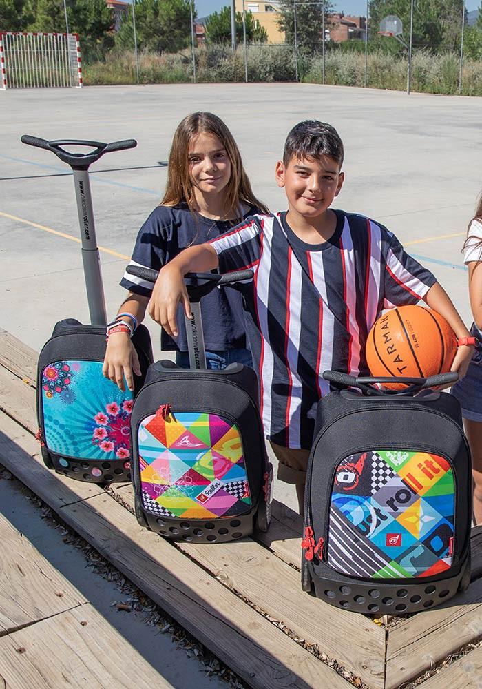 Рюкзак на колесиках Roller Nikidom Reef арт. 9022 (19 литров), - фото 11