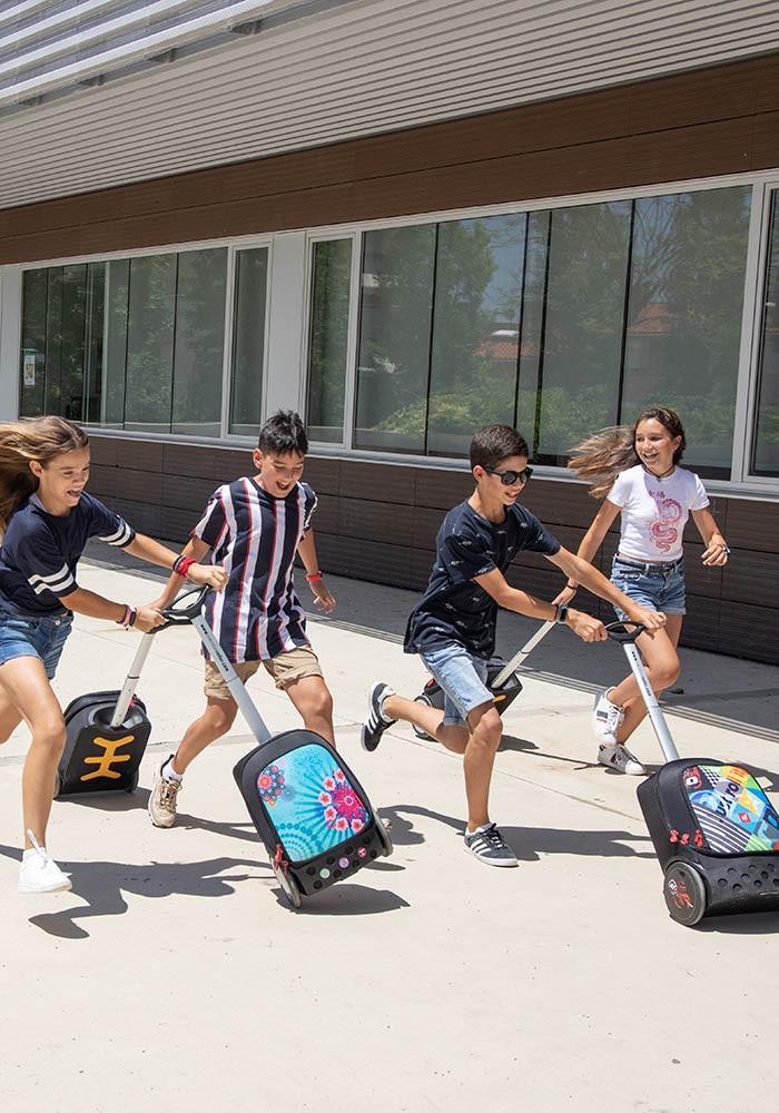 Рюкзак на колесах Nikidom Reef Испания  арт. 9322 (27 литров), - фото 12