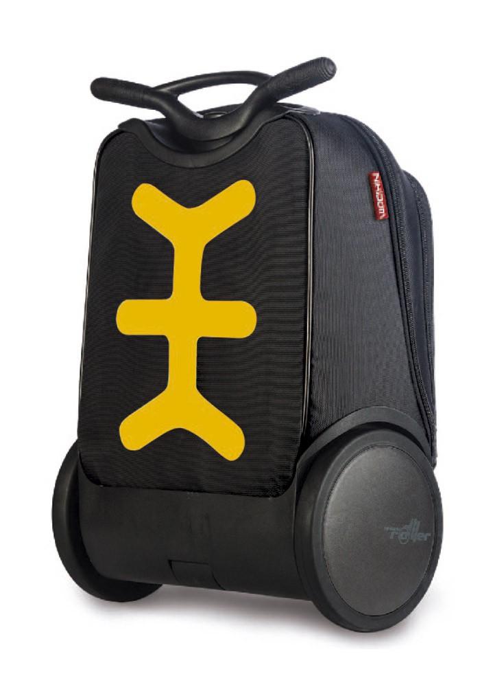 Рюкзак на колесах Nikidom Reef Испания  арт. 9322 (27 литров), - фото 11